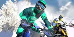 Snow Moto Racing Freedom Screenshots
