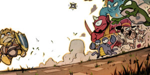 Wonder Boy: The Dragon's Trap Screenshots