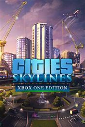 Cities: Skylines – Xbox One Edition Screenshots