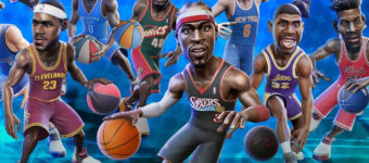 NBA Playgrounds (XB1) Review