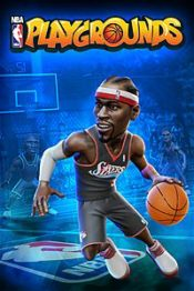 NBA Playgrounds Screenshots