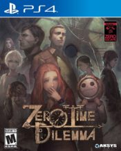 Zero Escape: Zero Time Dilemma Screenshots