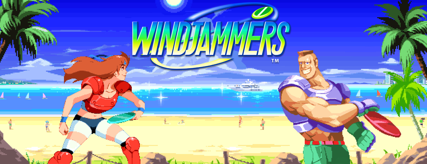how to play windjammers mame