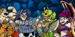 Caveman Warriors (XB1) Review