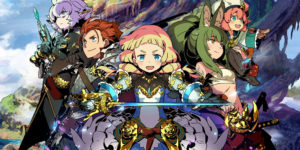 Etrian Odyssey V: Beyond the Myth Screenshots