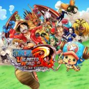 One Piece: Unlimited World Red Deluxe Edition Screenshots