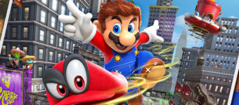 Super Mario Odyssey (Switch) Review