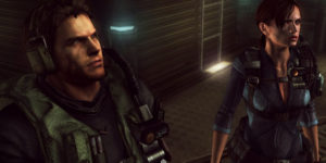 Resident Evil Revelations Collection Screenshots