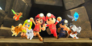 Spelunker Party! (Switch) Review