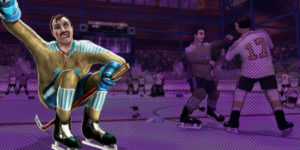 Bush Hockey League Screenshots