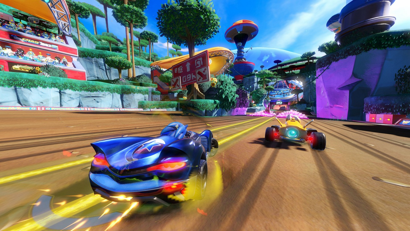 Team Sonic Racing (PS4) Review – ZTGD