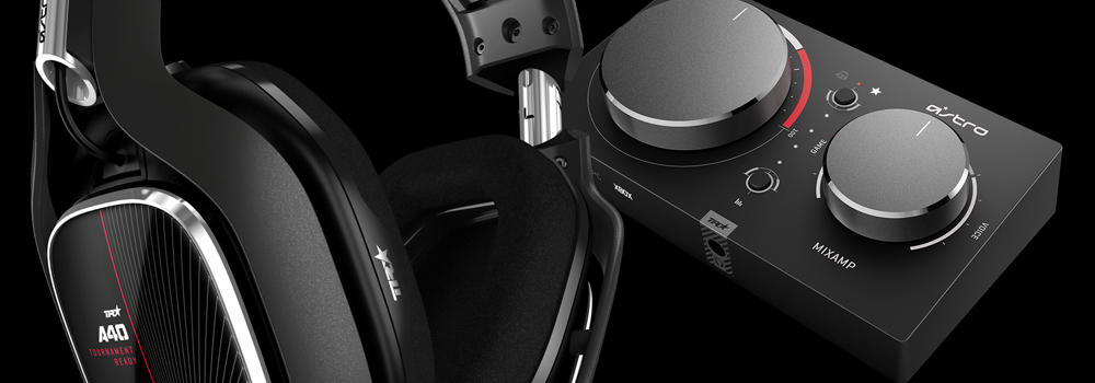 Astro A40 + MixAmp Pro (Hardware) Review – ZTGD